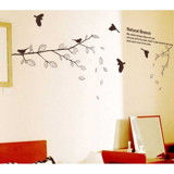 #NB019 Natural Branch - Decal dán tường - 1