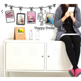 #FF027 Happy Smile - Decal dán tường - 4
