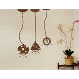 #DL007 Lovely Light - Decal dán tường - 1