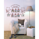 #FF012 My Golden memories - Decal dán tường - 3