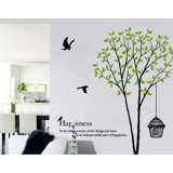 #NT026 Happiness - Decal dán tường - 5