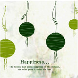 #DL003 Happiness - Decal dán tường - 4