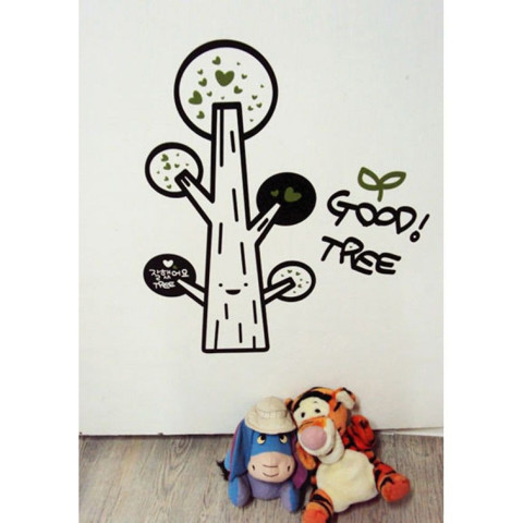#BT011 Good Tree - Decal dán tường - 1