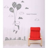 #BC012 Sweet Dream - Decal dán tường - 3