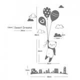 #BC012 Sweet Dream - Decal dán tường - 2