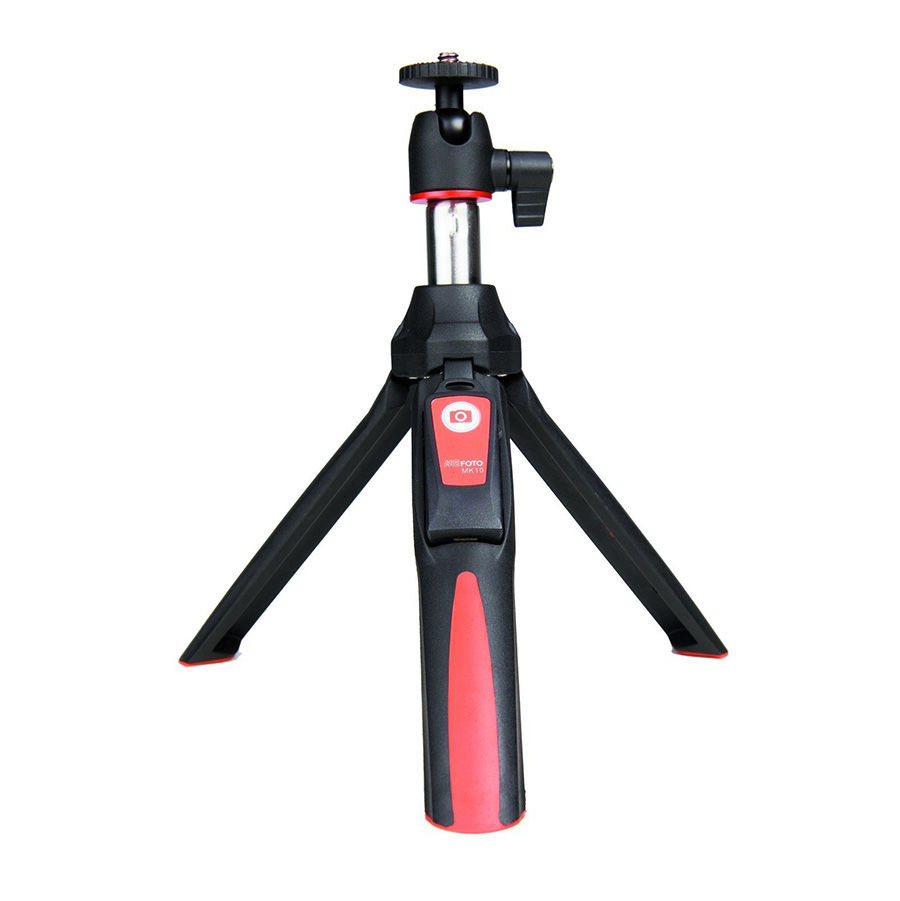 Gậy chụp hình selfie MeFoto MK10 2-in-1with Mini Tripod