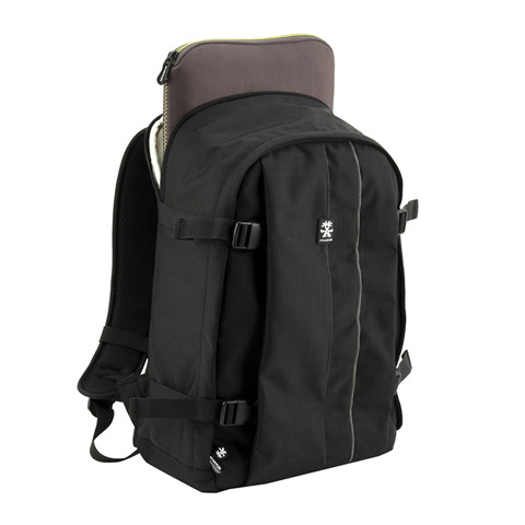 Balo máy ảnh Crumpler Jackpack Full Photo Black 5