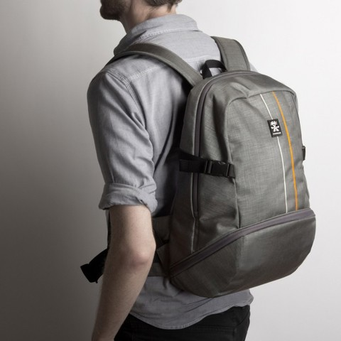 Balo máy ảnh Crumpler Jackpack Half Photo Grey