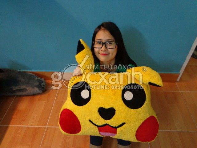 Goi nam hinh thu Pikachu