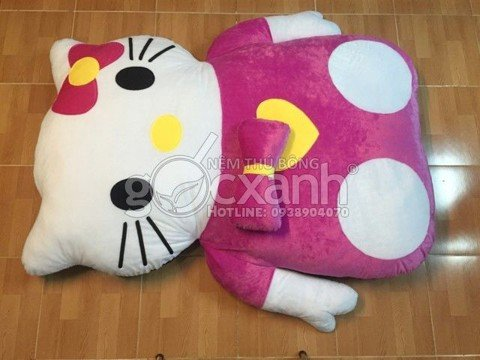 nem hello kitty size nho