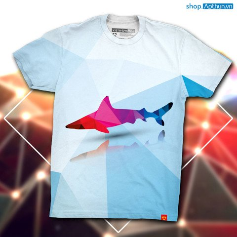 Shark Polygon