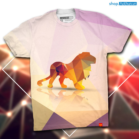 Lion Polygon