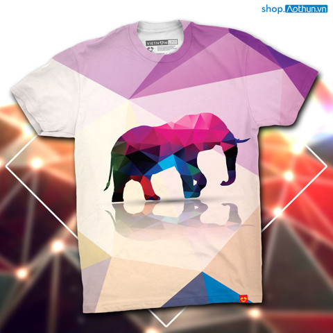 Elephant Polygon