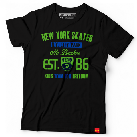 Skateboard - New york skater