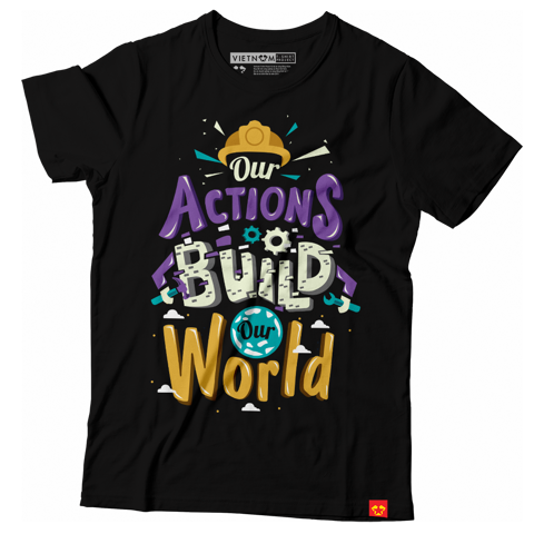 Our Action Build Our World
