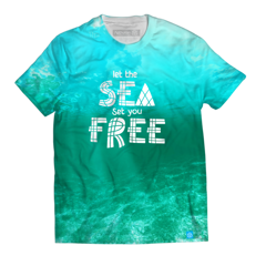 Let the sea set you free (New)