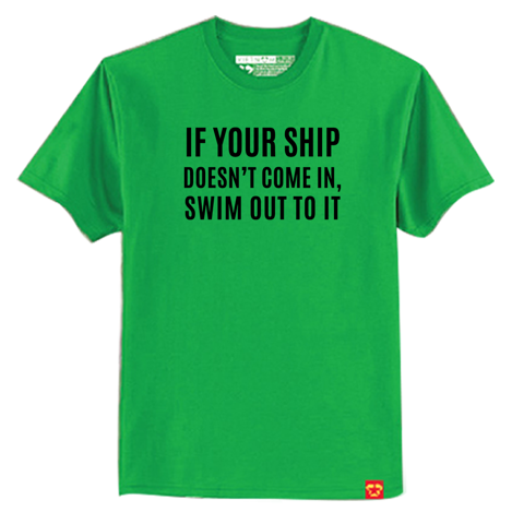 if your ship