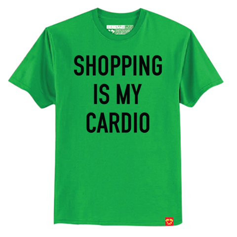 Shopping is my cardigo