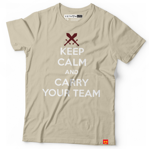 Carry your team