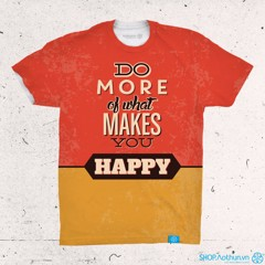 Do More What Make You Happy ver2