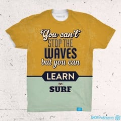 You Can Learn To Surf