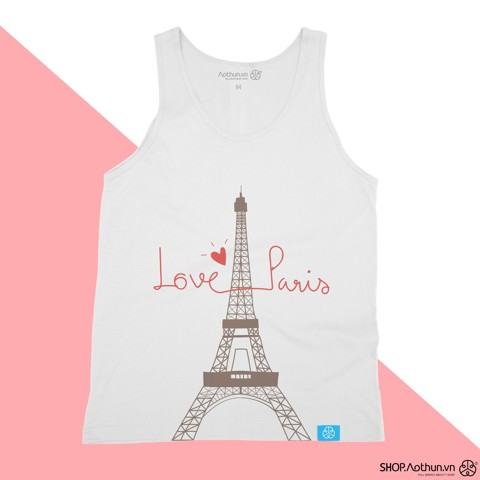 Love Paris - Tank Top
