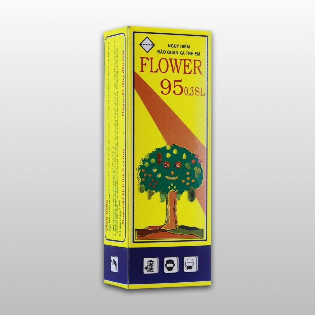 FLOWER - 95 chai 100ml