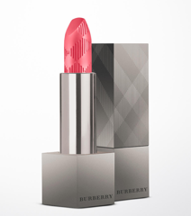 Son Burberry Lip Velvet Matte Màu 413 Pomegranate Pink