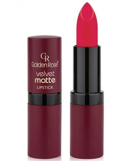 Son Golden Rose Velvet Matte Màu 15