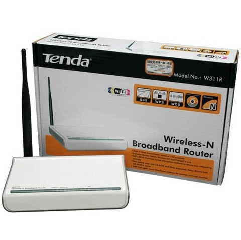 Router Wifi Tenda W311R