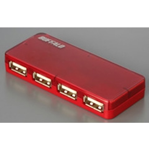 HUB USB 2.0 Buffalo 4 port BSH4U01