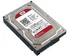 Ổ cứng HDD Western 3TB model WD30EFRX Red