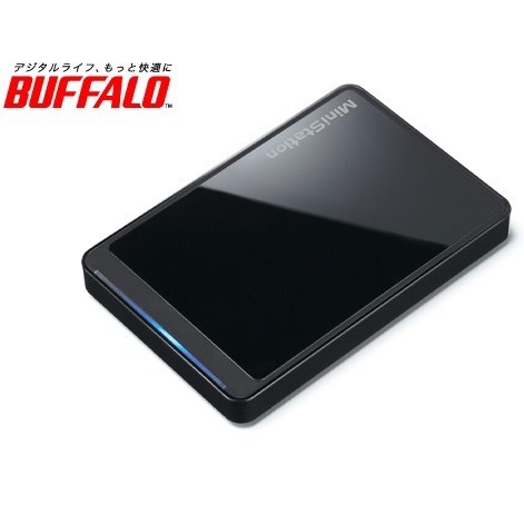 Box HDD Laptop Buffalo 25 SATA USB 3.0
