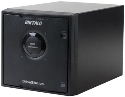 Box HDD Buffalo 4 Ổ Cứng