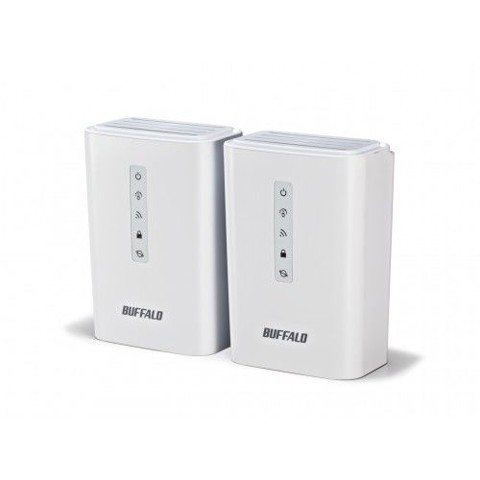 Powerline & Wireless Ethernet adapter WPL-05G300