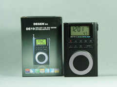 Radio DEGEN DE-19 ( digital tuning)