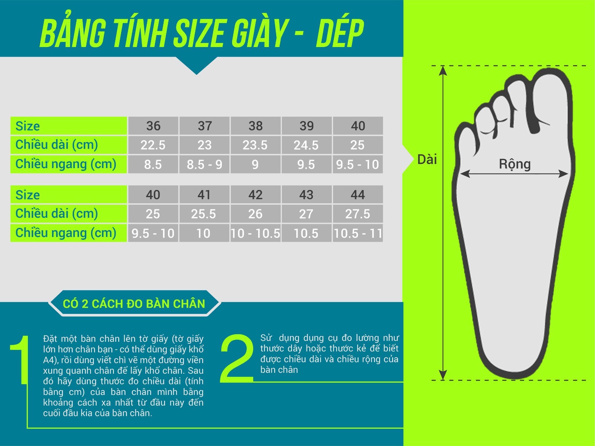 Kết quả hình ảnh cho cách tính size giày