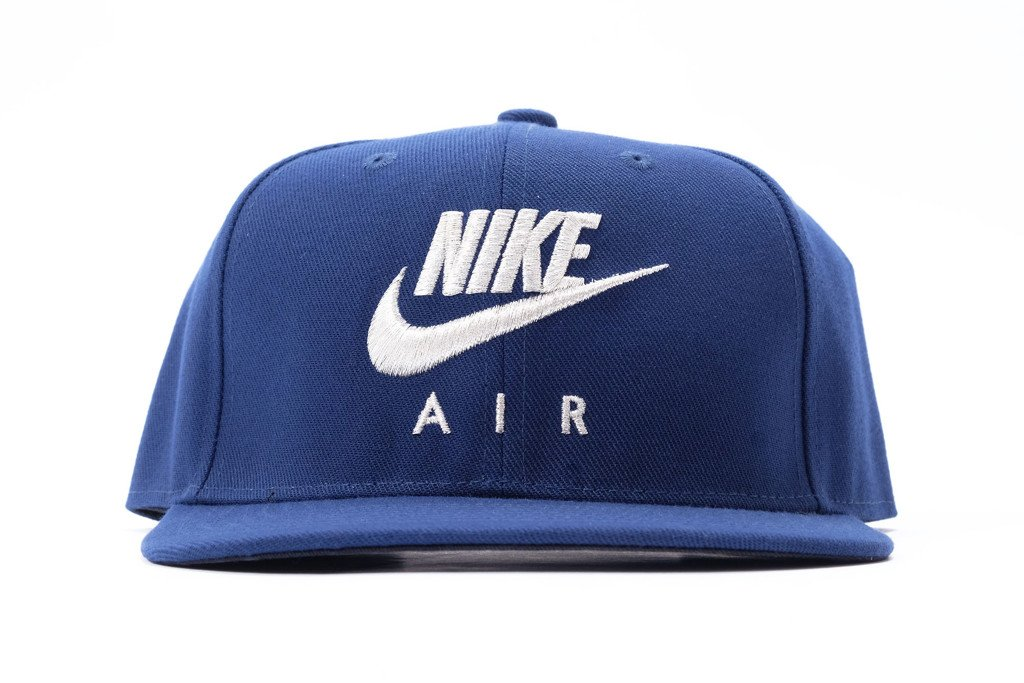 SNAPBACK NIKE AIR - BLUE WHITE
