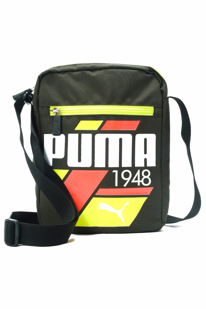 MINI MESSENGER PUMA - MOSS