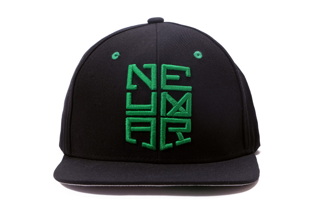 SNAP BACK NEYMAR - GREEN
