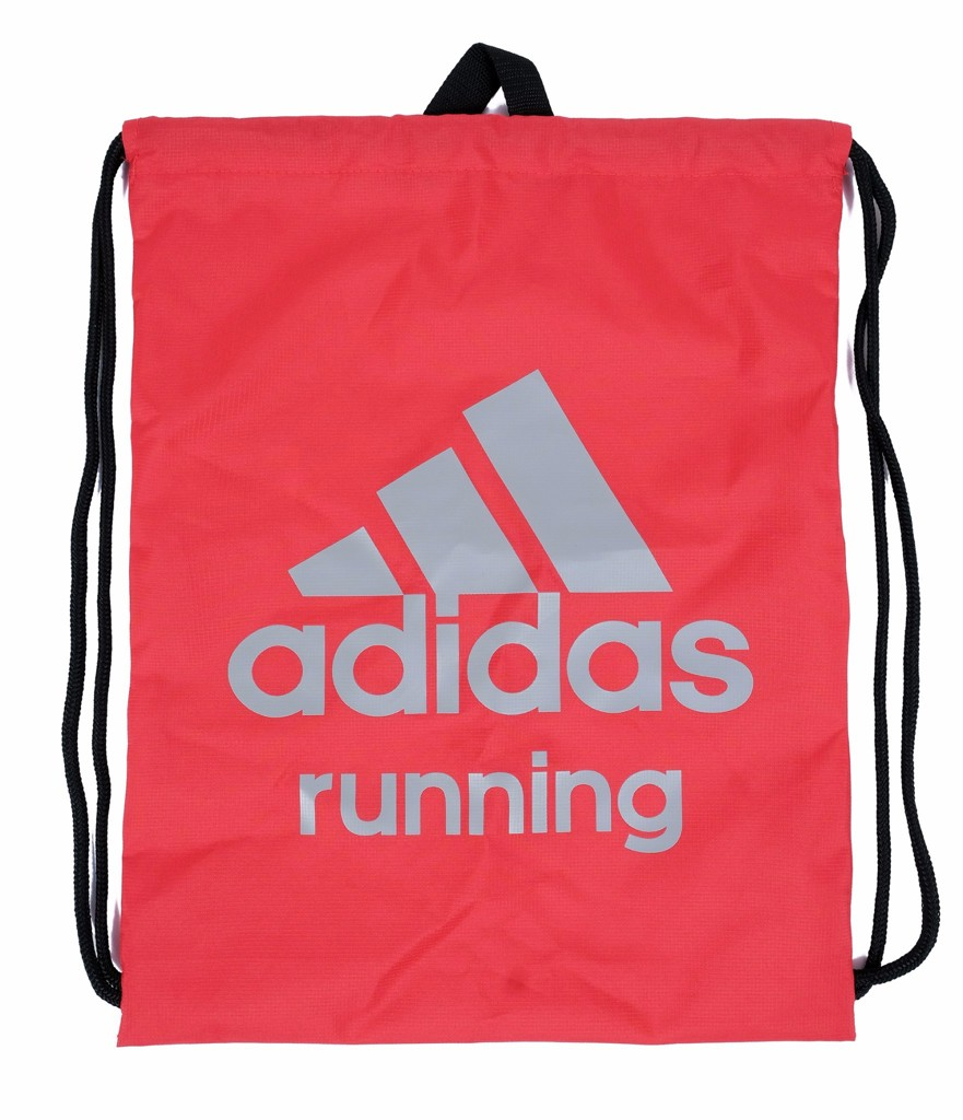 GYM SACK RUNNING ADIDAS - RED