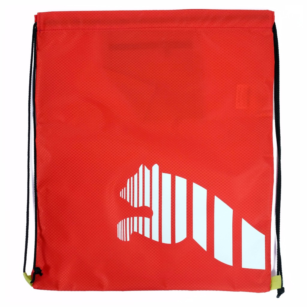 GYM SACK RUNNING PUMA - RED / WHITE LOGO