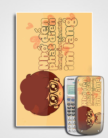 Decal cute slogan 066