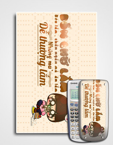 Decal cute slogan 067