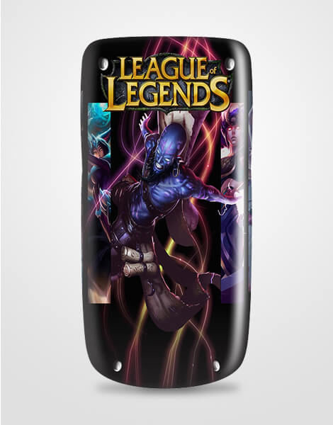 Nắp máy tính Casio League Of Legends 10