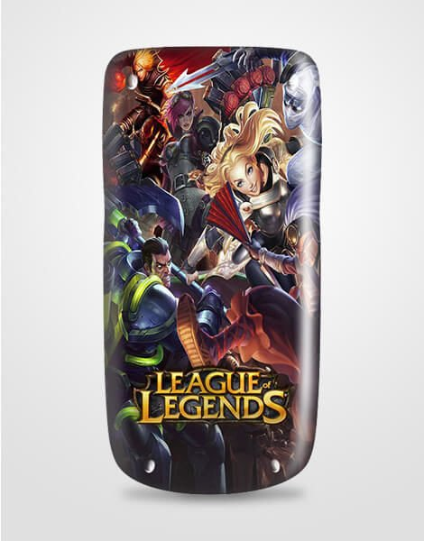 Nắp máy tính Casio League Of Legends 7