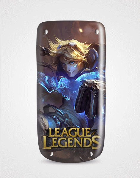Nắp máy tính Casio League Of Legend 027