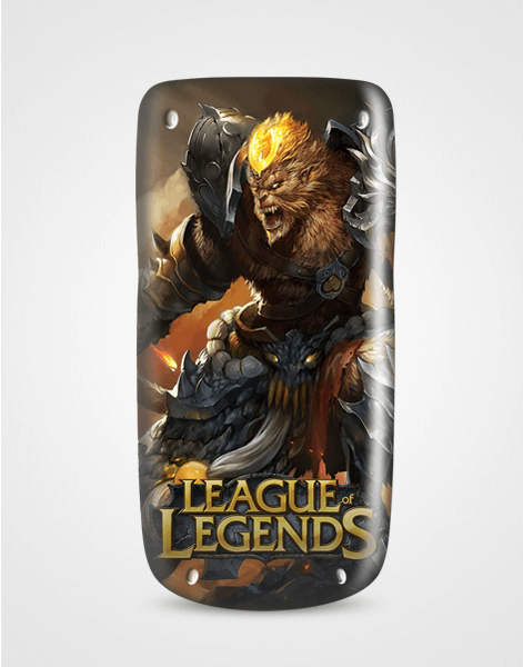 Nắp máy tính Casio League Of Legend 030