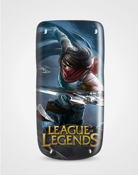 Nắp máy tính Casio League Of Legend 031