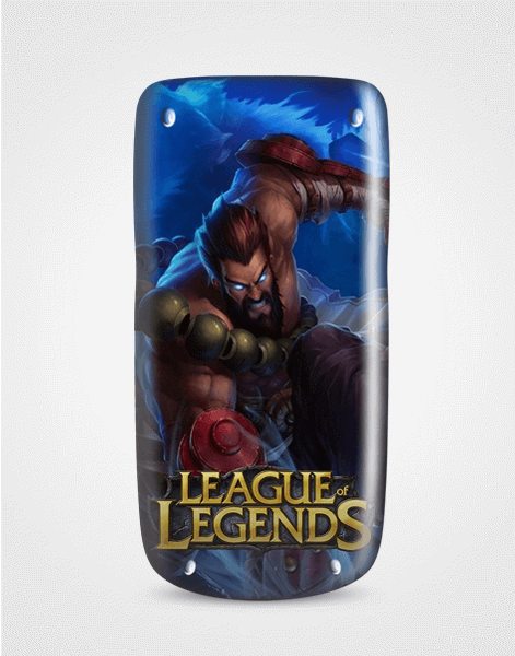 Nắp máy tính Casio League Of Legend 039